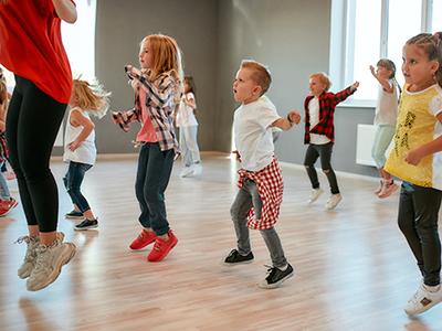 antrenamente cu copii dansuri kids fitness antrenor personal md